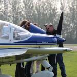 Essai d'avions école 2014